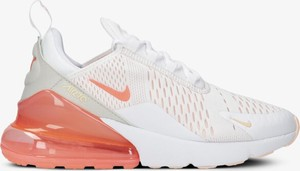 Buty sportowe Nike sznurowane z płaską podeszwą air max 270