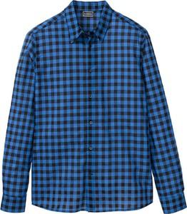 Niebieska koszula bonprix RAINBOW