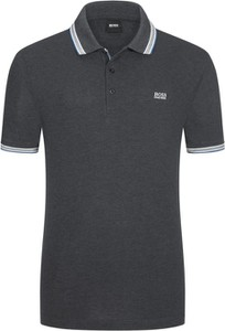 Koszulka polo Boss z bawełny