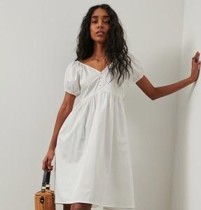Sukienka Reserved w stylu boho