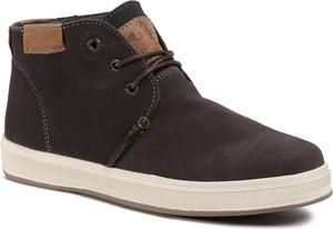 Brązowe buty zimowe Lee Cooper
