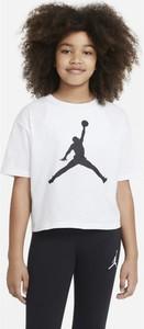 Koszulka dziecięca Nike z bawełny dla chłopców