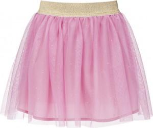 Różowa spódniczka dziewczęca Endo z tiulu