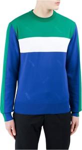 Zielona bluza Kenzo z polaru