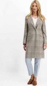 Płaszcz Lavard z tkaniny