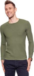 Zielony sweter Wrangler