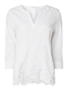 Bluzka Christian Berg Women z bawełny