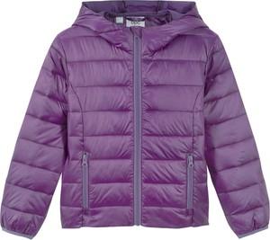 Fioletowa kurtka dziecięca bonprix bpc bonprix collection
