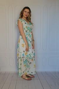 Sukienka arioso.pl maxi w stylu boho