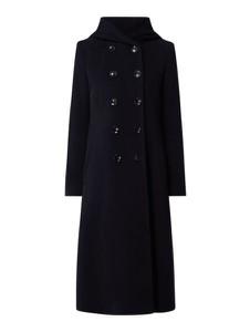 Granatowy płaszcz Milo Coats