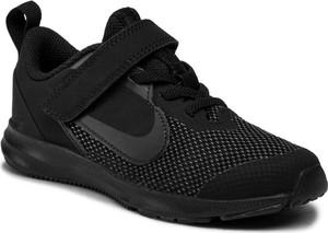 Buty sportowe dziecięce Nike dla chłopców ze skóry sznurowane