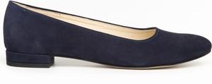 Baleriny Zapato z nubuku