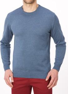 Sweter Lanieri z jeansu