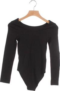 Czarna bluzka dziecięca Firetrap z długim rękawem