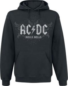 Bluza Ac/Dc w młodzieżowym stylu z bawełny