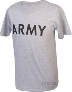 T-shirt Tru-Spec z bawełny z krótkim rękawem