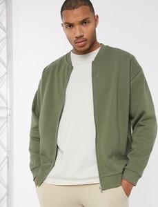 Zielona kurtka Asos w stylu casual