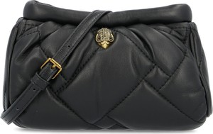 Czarna torebka Kurt Geiger na ramię