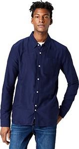 Granatowa koszula Find