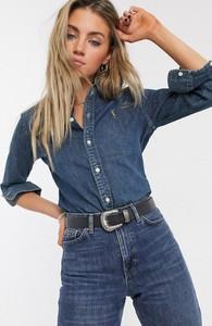 Koszula POLO RALPH LAUREN z jeansu