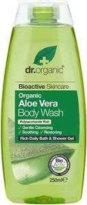 Dr. Organic Dr.Organic Aloe Vera płyn do mycia ciała z aloesem - 250ml