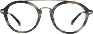 Zielone okulary damskie William Morris