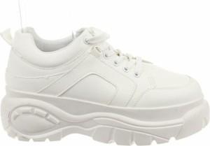 Buty sportowe Marquis sznurowane ze skóry