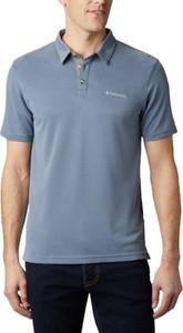 Koszulka polo Columbia w sportowym stylu