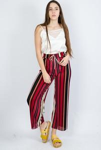 Spodnie Olika w stylu retro