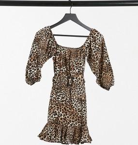Sukienka I Saw It First z długim rękawem