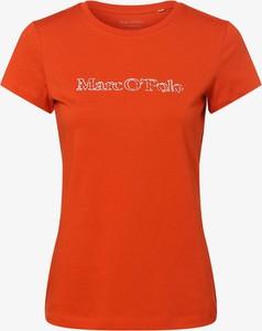 T-shirt Marc O'Polo w stylu casual z krótkim rękawem