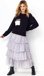 Spódnica Makadamia w stylu klasycznym maxi