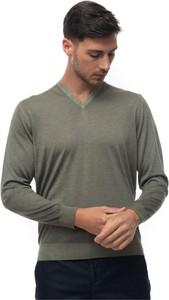Zielony sweter Kiton