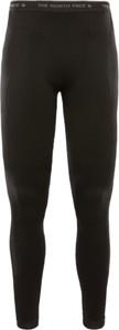 Czarne legginsy The North Face z tkaniny