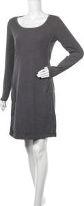 Sukienka Sandwich_ z długim rękawem z okrągłym dekoltem w stylu casual