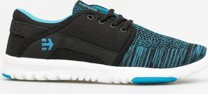 Buty sportowe ETNIES ze skóry z płaską podeszwą