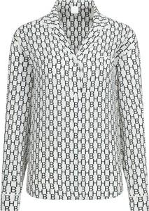 Koszula Hugo Boss z jedwabiu