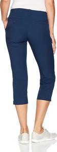 Granatowe spodnie Under Armour w stylu casual