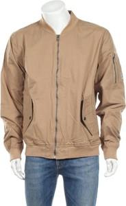 Brązowa kurtka Scott w stylu casual