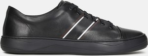 Kazar Czarne sneakersy męskie
