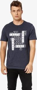 T-shirt Lotto z krótkim rękawem