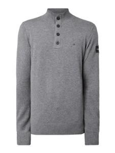 Sweter Calvin Klein z wełny