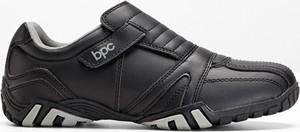 Czarne buty sportowe bonprix bpc selection na rzepy