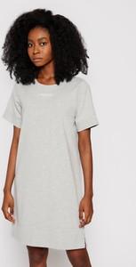 Sukienka Calvin Klein Underwear prosta mini z krótkim rękawem