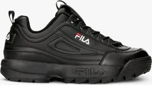 Sneakersy Fila w sportowym stylu sznurowane