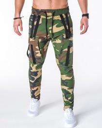 Spodnie ombre clothing
