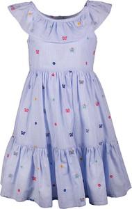 Sukienka dziewczęca Happy Girls By Eisend