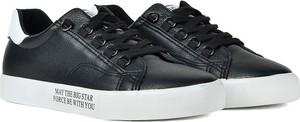 Sneakersy BIG STAR EE174336 Black/White Czarny 42