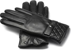 Czarne rękawiczki napo gloves