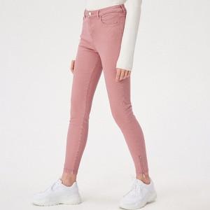 871bfcf461105e spodnie z wysokim stanem sinsay - stylowo i modnie z Allani